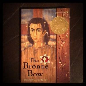 Other - The Bronze Bow book by Elizabeth George Speare